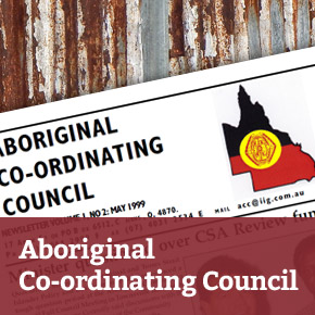 Aboriginal Co-ordinating Council