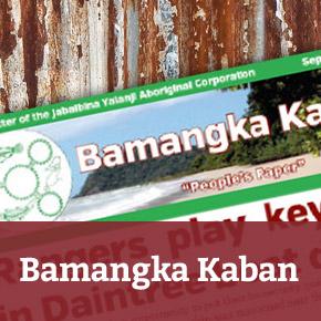 Bamangka Kaban newsletters