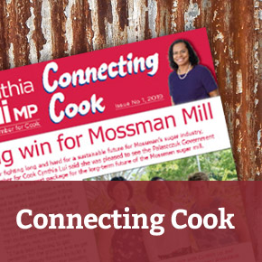 Connecting Cook newsletters