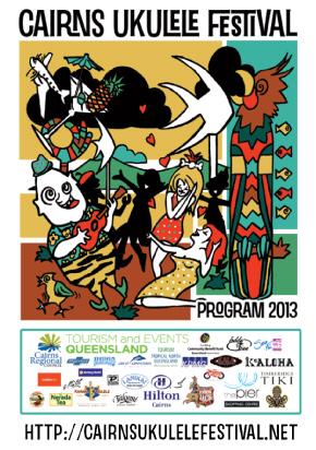 cairns-uke-festival-2013