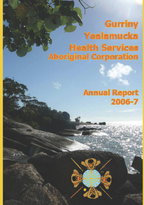 GYHS Annual Report 06-07