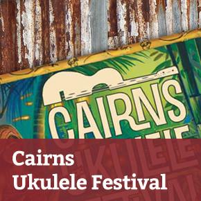 Cairns Ukelele Festival
