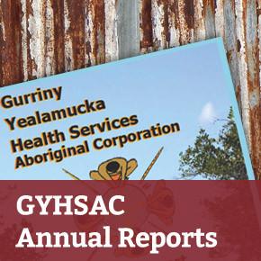 GYHSAC Annual Reports