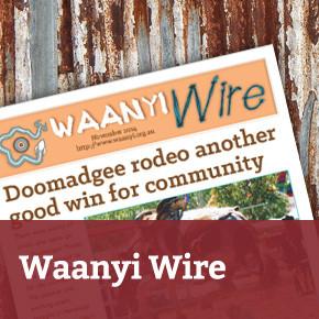 Waanyi Wire