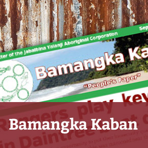 Bamangka Kaban newsletters