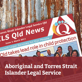 Aboriginal and Torres Strait Islander Legal Service